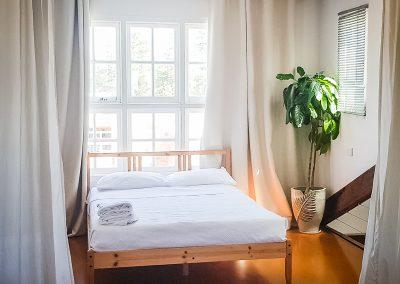 fremantle-loft-pakenham-accommodation-Guest-Bed